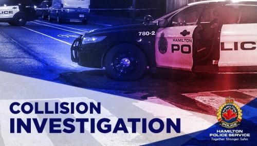 Hamilton Police Collision Reconstruction Unit Investigates