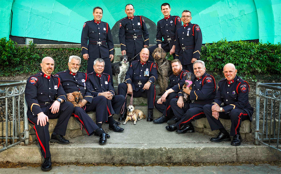 Hamilton Police Male Chorus