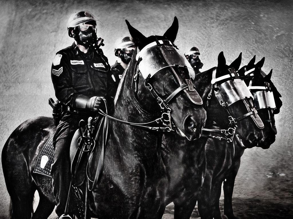 Mounted Patrol Unit