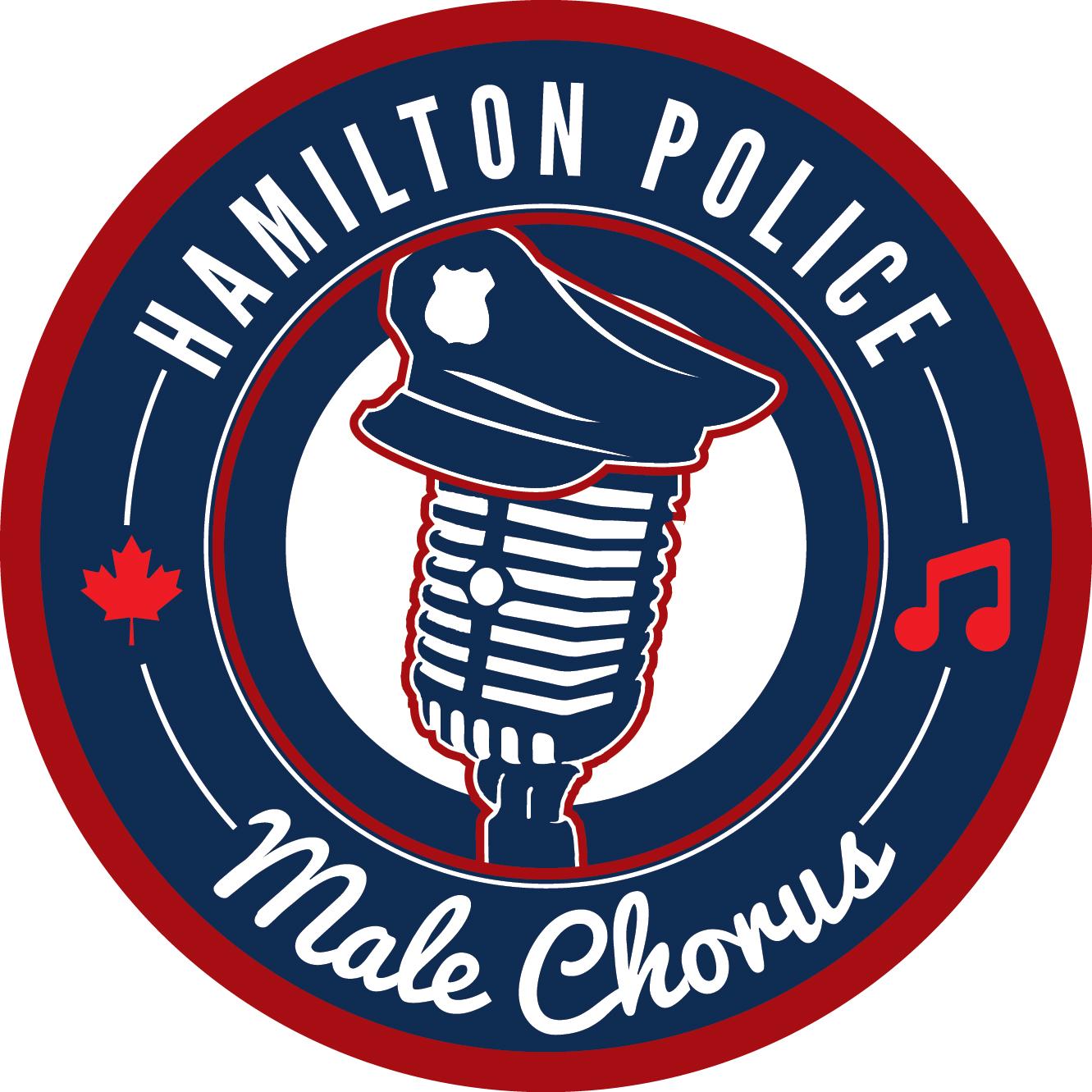 Hamilton Police Male Chorus Logo