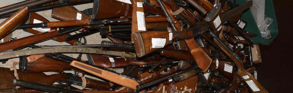 Get Information on Firearms   Hamilton Police Service